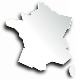 Carte de France ITP